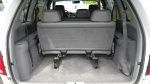 Quick release seating to convert into a cargo van in a matter of seconds!